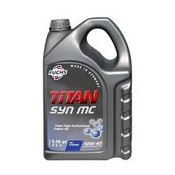 FUCHS Titan Syn MC 10W-40 4x5 L