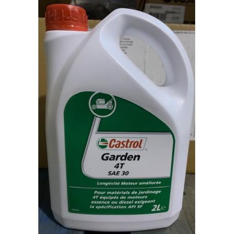 CASTROL Garden 4T 12X 2 ltr